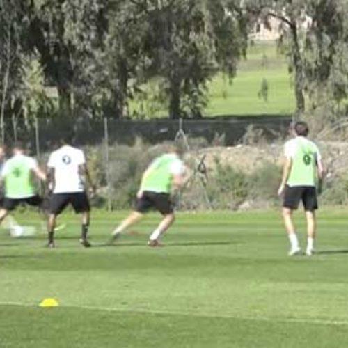 Rosenborg på treningsleir i Maspalomas