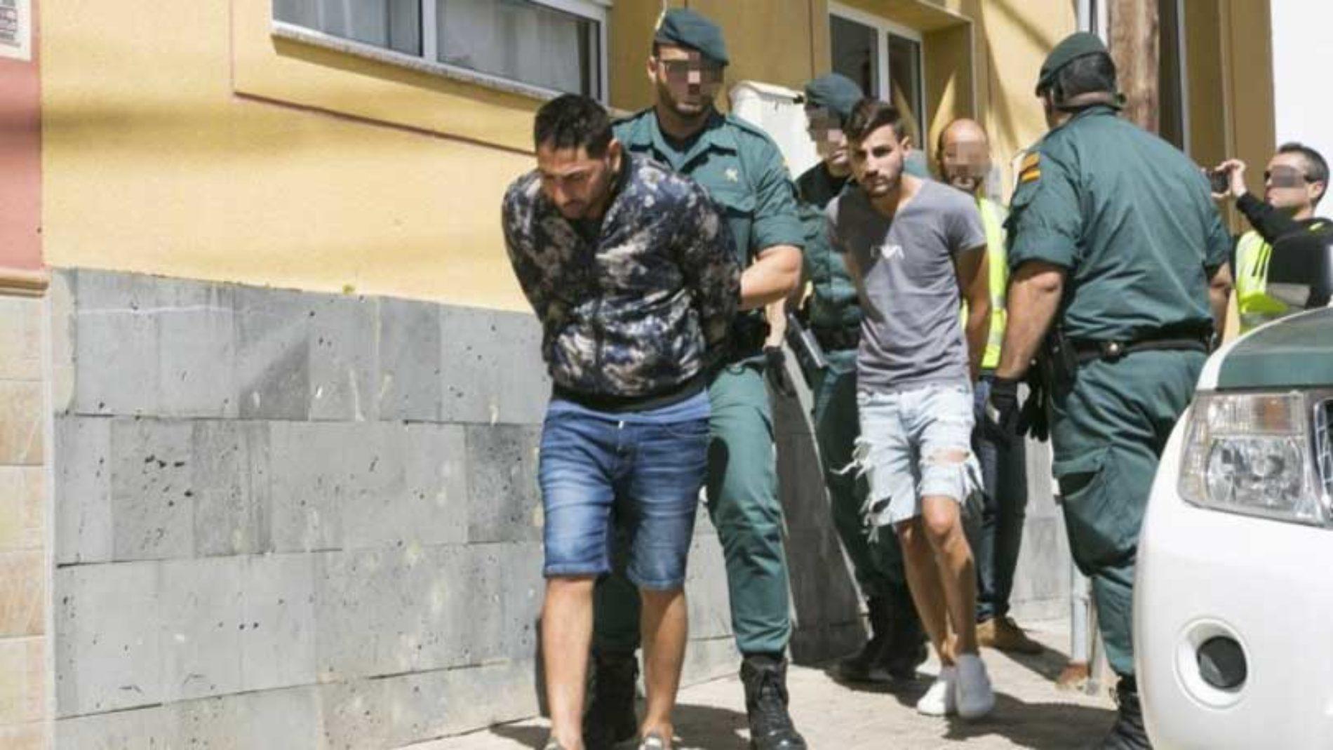 Fire lommetyver arrestert etter tyveribølge på Fuerteventura