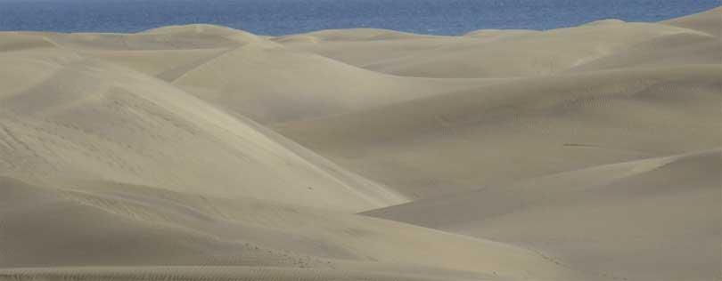 Sanddyner Maspalomas