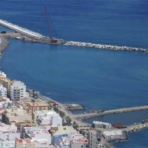 Promenaden i La Palma oppgraderes