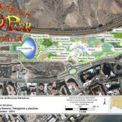 Arbeidet med vannparken i Playa del Inglés får fortsette