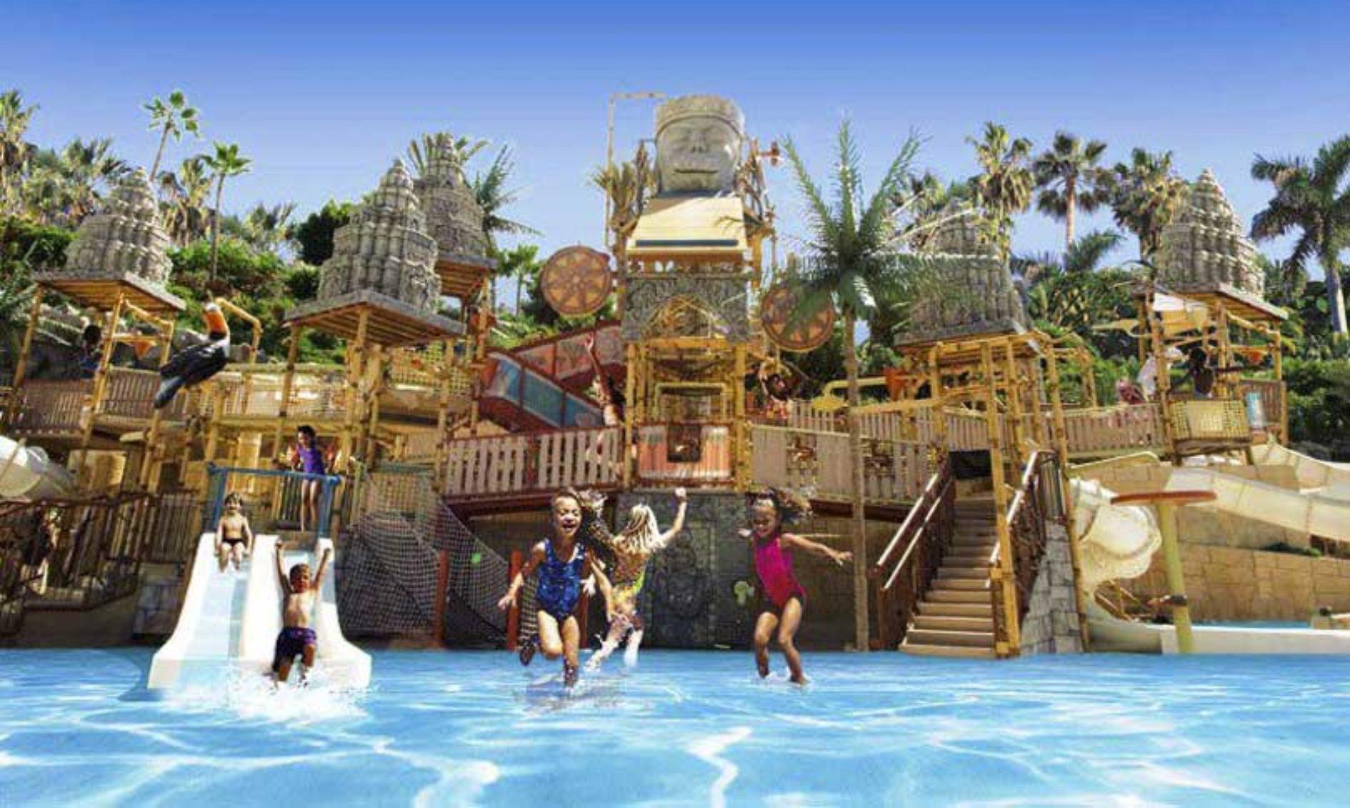 Fornøyelsesparker på Tenerife