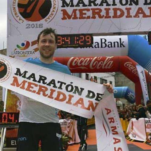 Stian Angermund-Vik utklasset motstanderne i maraton på El Hierro!