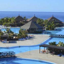 Turismen skyter i været på La Palma