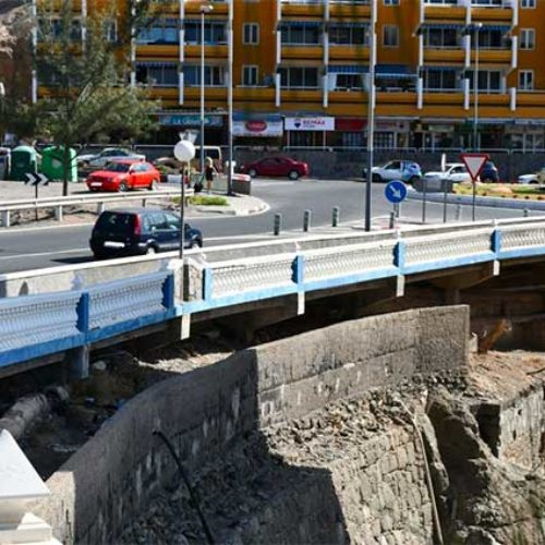Promenaden mellom Patalavaca og Anfi del Mar skal utbedres