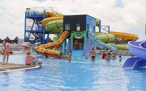 Vannsklier Aquapark Costa Teguise